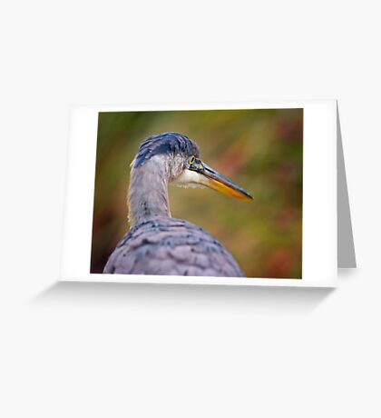 A different view...  Greeting Card
