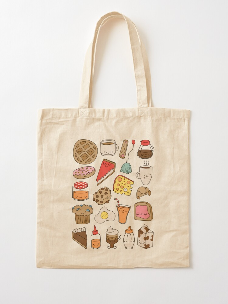 Alternate view of Brunch by Elebea Tote Bag