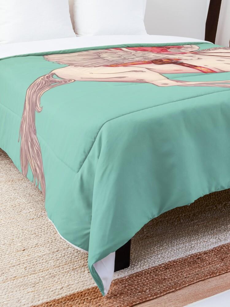 Alternate view of PEGASUS Comforter