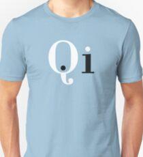Qi Ki Chi Yin Yang Energy Symbol Unisex T-Shirt
