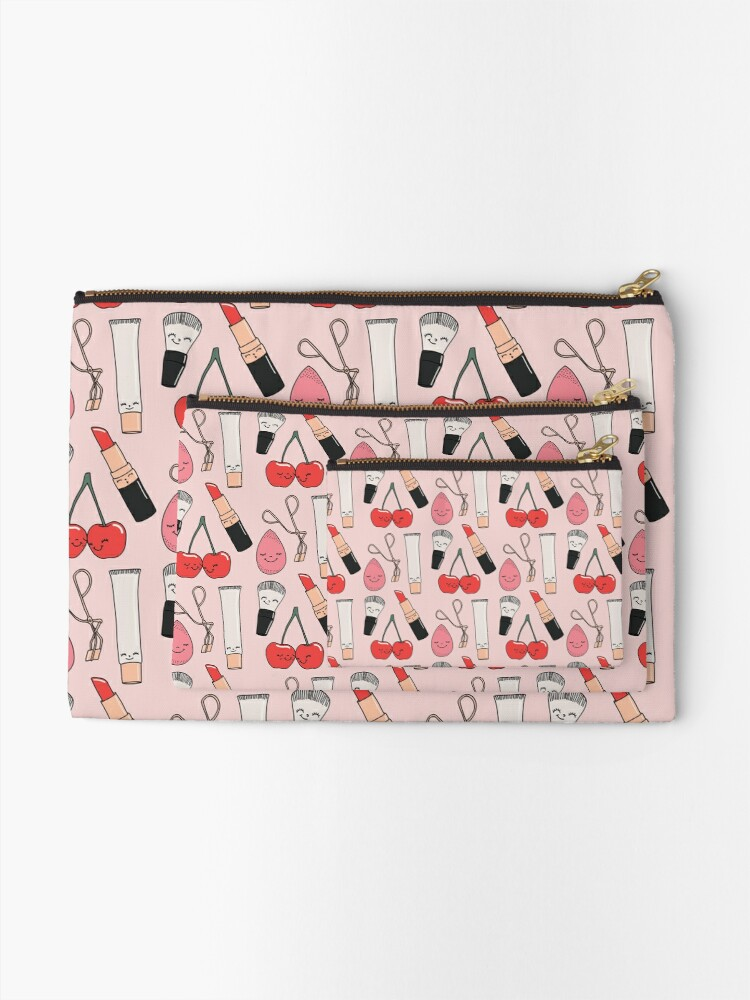 Alternate view of Make up paradise by Elebea Zipper Pouch