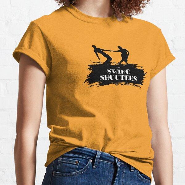 Jitterbugs Noir T-shirt classique