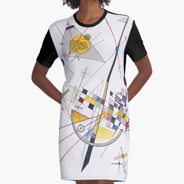 Délicate Tension # 85 - Wassily Kandinsky Robe t-shirt