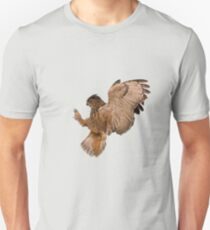 Eagle Owl  Slim Fit T-Shirt