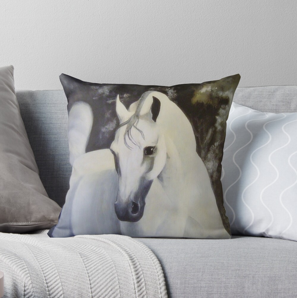 Amarath Bandelero Throw Pillow