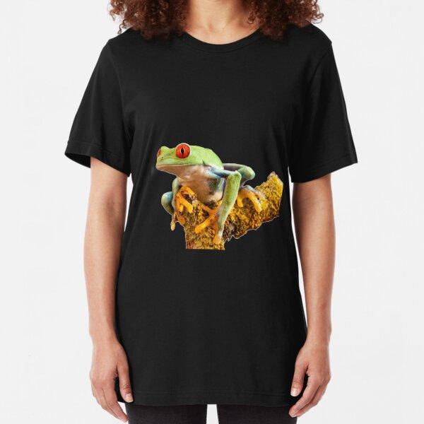 Tree Frog Slim Fit T-Shirt