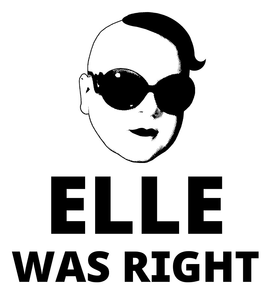 Elle was right by Elle Collins