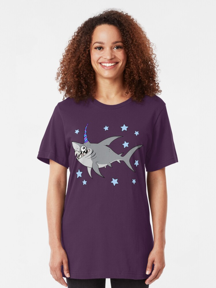 Alternate view of Unishark Slim Fit T-Shirt