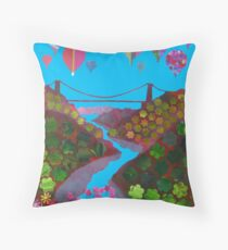 Gorgeous Gorge Throw Pillow