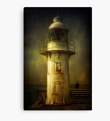 Lights Out Canvas Print