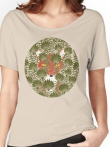 Invisible Fox Women's Relaxed Fit T-Shirt