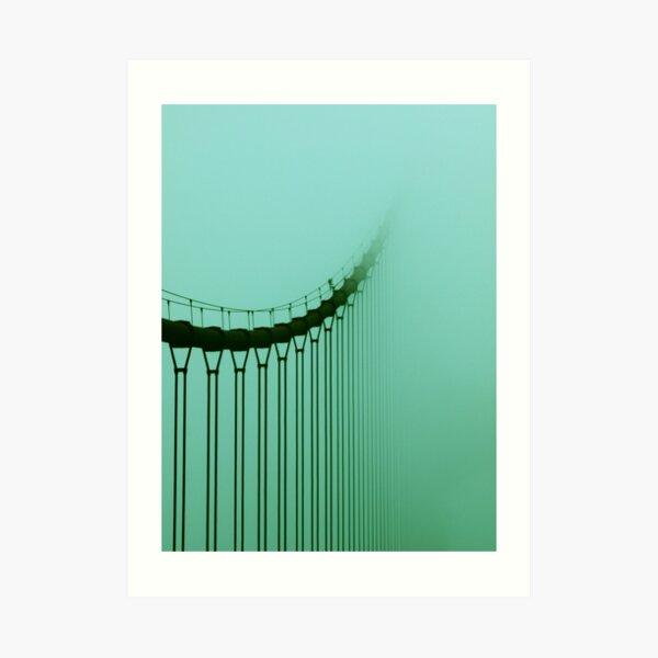 A Summer Fog Art Print