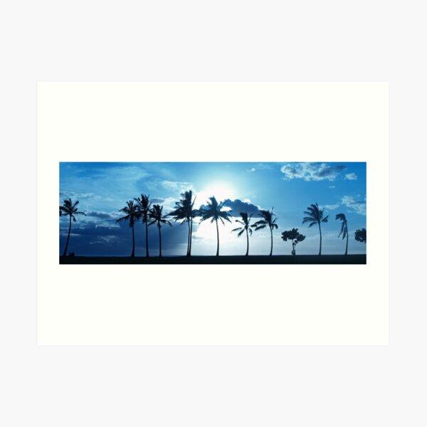 Hawaiian Horizon Art Print