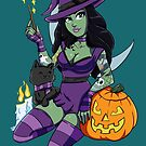 Bewitching by Danielle Gransaull