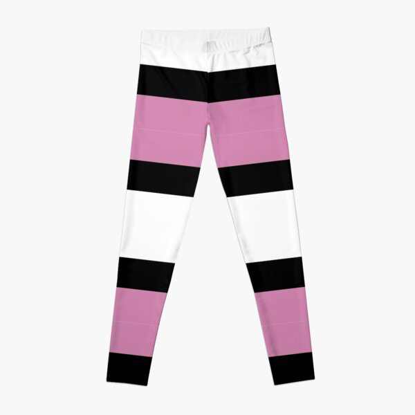 Pink Liqourice Allsorts - Engelsk Konfekt Leggings
