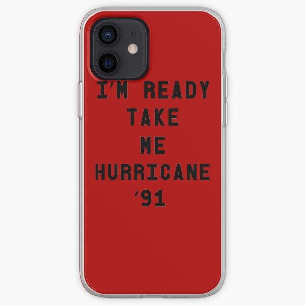 Hurricane Sophia iPhone Soft Case