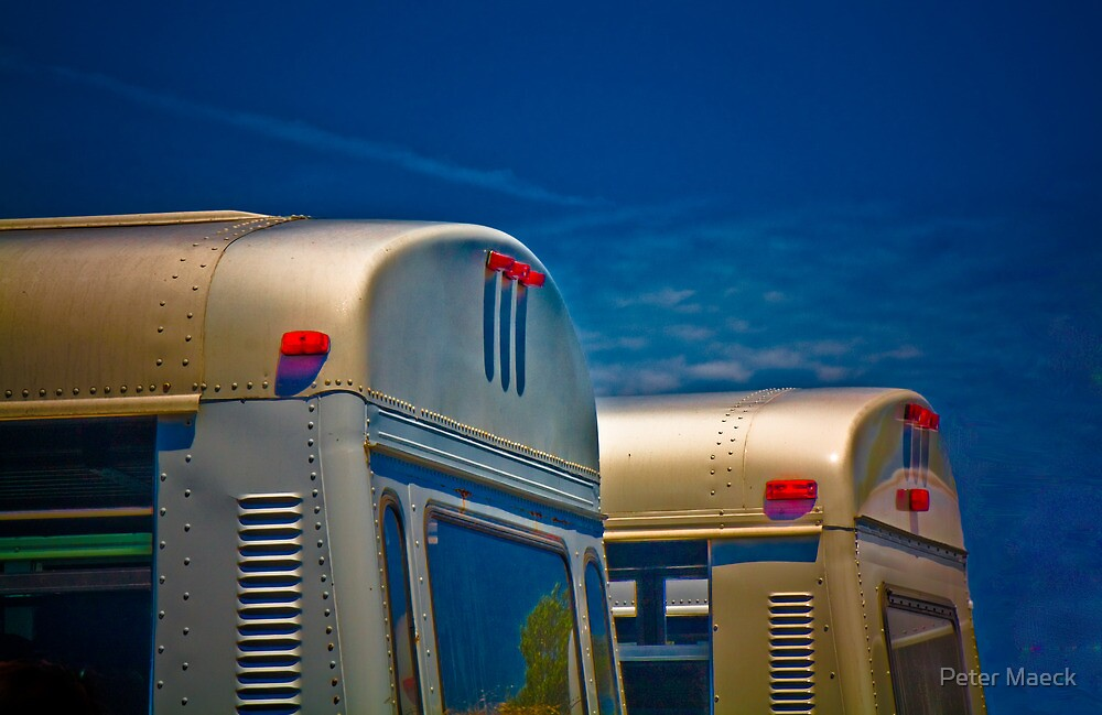 Mass Transit by Peter Maeck