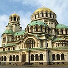 St. Alexander Nevsky Cathedral by Maria1606