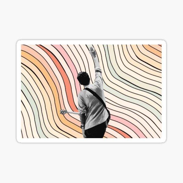 John Mayer Sticker