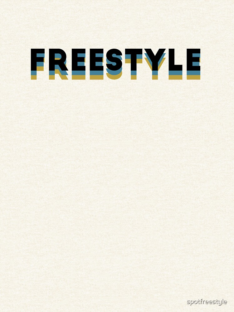 Classic Freestyle by spotfreestyle