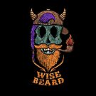 Wise Beard by Antony Amorey