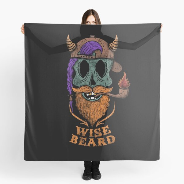 Wise Beard Scarf