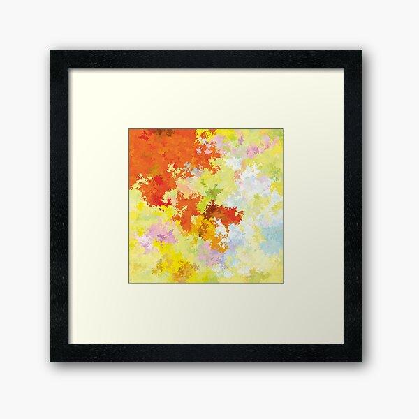 Diviso 4 - 170901/043805 Framed Art Print