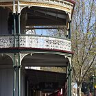 Victorian Architecture In Bendigo, Australia by lezvee