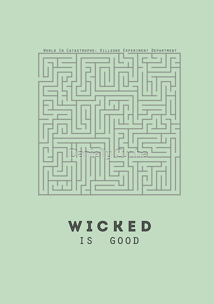 wicked by Danielly Cunha