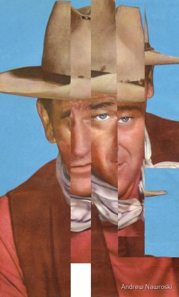 John Wayne by Andrew Nawroski
