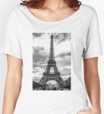 Eiffel Tower 10 Women's Relaxed Fit T-Shirt