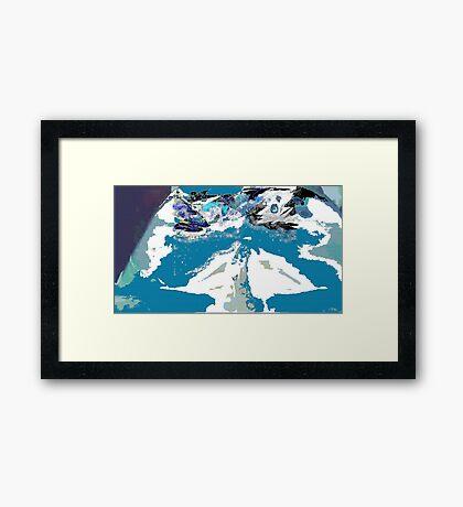 The Arctic Framed Print