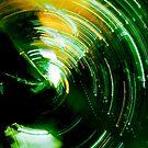 City Spinny Vinyl by Jack Daniel Ciallella