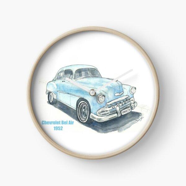 Chevrolet Bel Air 1952  Horloge