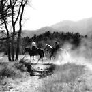 Riders by KatsEyePhoto