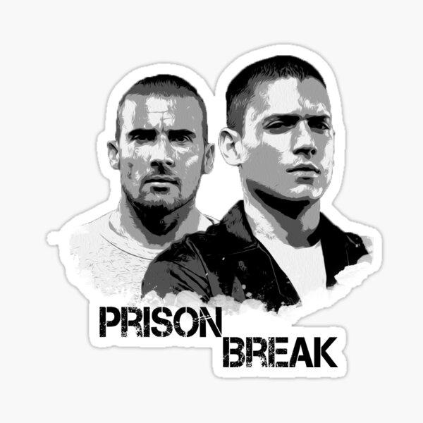 Illustration de la prison Sticker