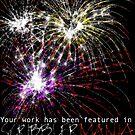 Fireworks Scribbler - Banner Entry by iskamontero