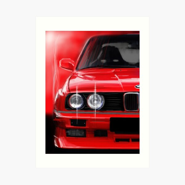 RedE30 oeuvre Impression artistique