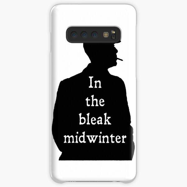 In the bleak midwinter Samsung Galaxy Snap Case