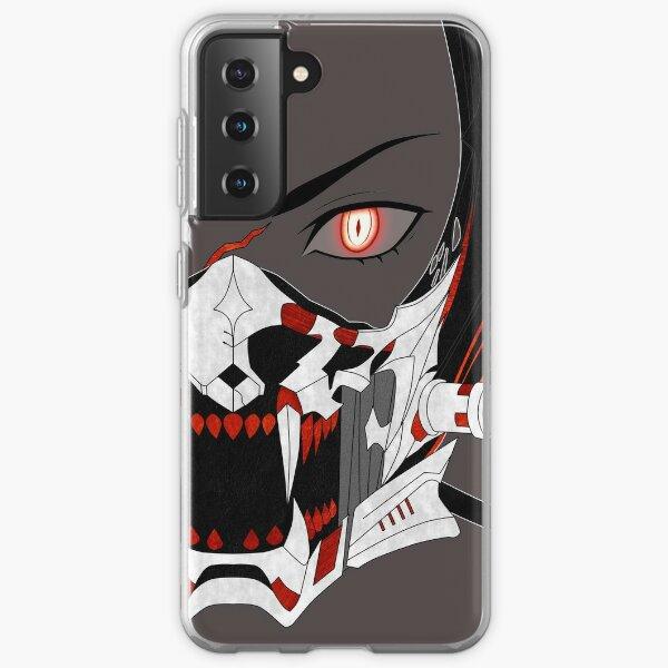 Code Vein - Hound Mask Samsung Galaxy Soft Case