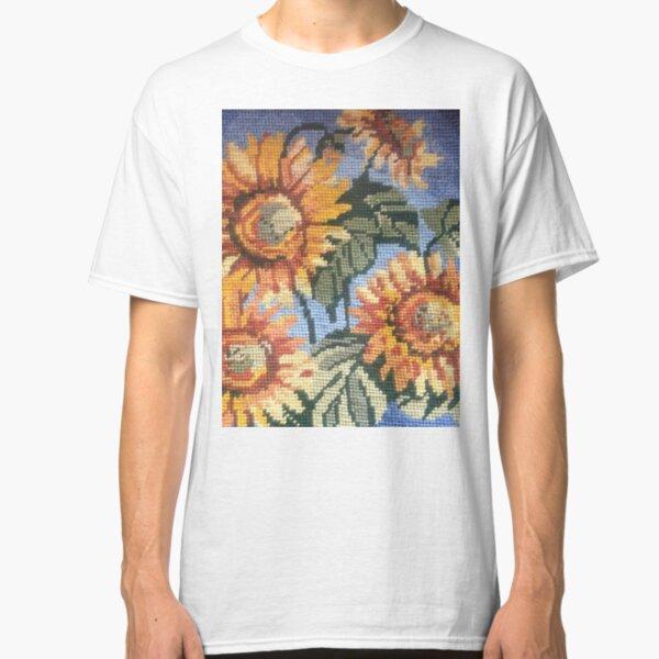 Sunflower Bouqet Classic T-Shirt