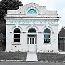 Beaufort Masonic Hall, Victoria by lilleesa78