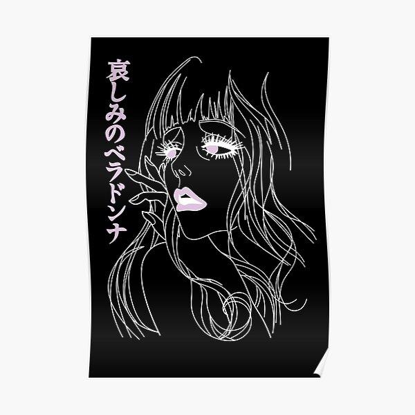 Belladonna Of Sadness Poster By Majotoyokai Redbubble
