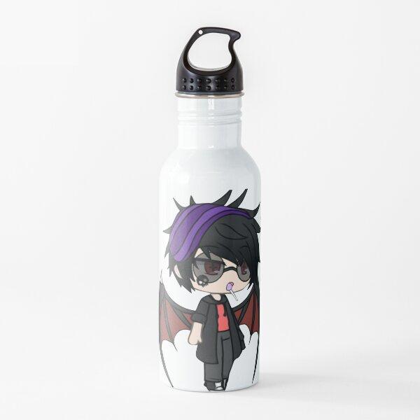 Gacha Life Series - Karl Chibi Vampire Boy Water Bottle