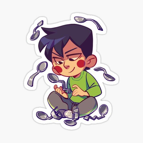 Ritsu v2 Sticker