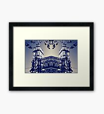To the Manor Born Framed Print