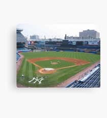 Old Yankee Stadium 1923-2008 Canvas Print