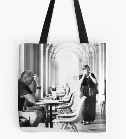 A glass of ... Tote Bag