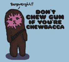 Chewbacca Chewing Gum