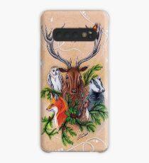 The Yuletide Brethren Case/Skin for Samsung Galaxy